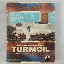 Terraforming Mars: Turmoil Board Game New Sealed Unopened