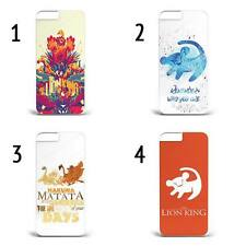 THE LION KING SIMBA DISNEY Hard Plastic phone Case Cover For iPhone & Samsung