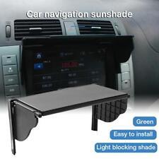 "Anti Glare Car Dash Radio Sun Shade GPS Navigation Hood Cap Universal 5.5-10"""