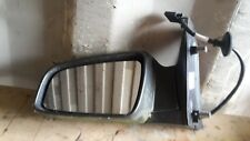 VAUXHALL ZAFIRA B 05-14 LEFT HAND NEAR SIDE WING MIRROR IN SILVER  13131971 SD,