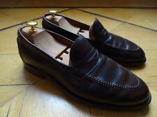 ALDEN   CORDOVAN / Loafer / Slipper / 9 / bordeaux