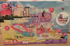 Barbie Cruise Ship Playset boat Valentine's Day Gift