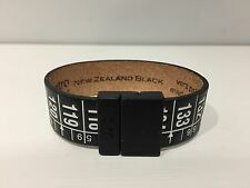 New - Pulsera Bracelet - ILCENTIMETRO - New Zealand Black - Size S 18 cm