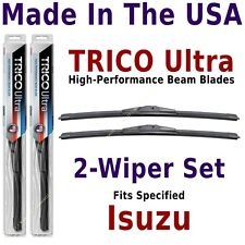 Buy American: TRICO Ultra 2-Wiper Blade Set fits listed Isuzu: 13-19-19
