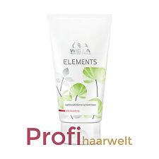 Wella Care Elements sanft stärkender Conditioner (parabenfrei), 200 ml