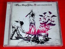 Life Starts Now by Three Days Grace (CD, Sep 22, 2009)