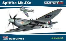 Eduard Spitfire Mk.IXc Dual Combo 5 Versiones Modelo Equipo de construcción 1: