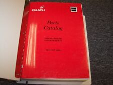 Isuzu Vehicle Repair Manuals & Literature for sale | eBay
