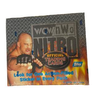 DDT-WCW NITRO 2000 peu fréquent TCG Carte