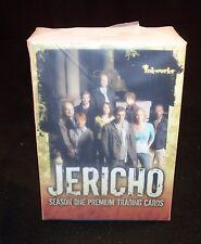 JERICHO Season ONE  Complete Trading Card Set