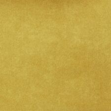 """Mustard suede fabric Polyester micro faux suede 58"""" wide upholstery fabric yard"""