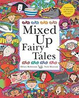 Mixed Up Fairy Tales by Hilary Robinson, NEW Book, (Spiral-bound) FREE & Fast De