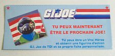 Gi joe catalog now, you can be the next joe