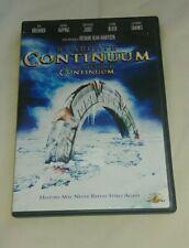 Stargate: Continuum (DVD, 2008, Canadian Sensormatic)