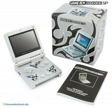 GameBoy Advance - Konsole GBA SP AGS-101 #Tribal Edition + Stromkabel mit OVP