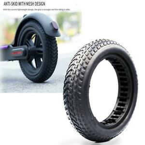 """For Xiaomi Mijia M365/Pro Solid Front Rear Tyre Non-Pneumatic Shock Absorb 8.5"""""""