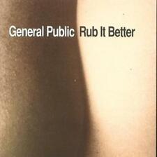 Rub It Better ~ General Public CD SEALED