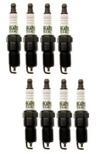 Set Of 8 Spark Plugs AcDelco For Avanti II 5.7L V8 2001-2004