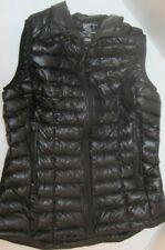 Mountain Hardwear Ghost Whisperer Black Down Puffer Vest Women's XSmall #6297