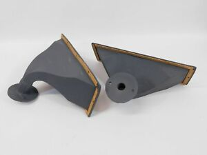 Altec Lansing Vintage Speaker 90-Degree Horn for Tweeter (nice pair)