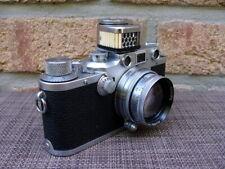 """Leitz Wetzlar - Leica IIIc Kamerakit Summitar 1:2/5cm """"Sammlerstück"""" - RAR!"""