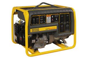 Wacker Neuson GPS5600A Generator