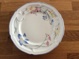 VILLEROY & AND BOCH RIVIERA 17cm SIDE PLATE