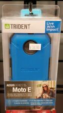 Trident Aegis Series Case for Motorola Moto E - Blue #9A