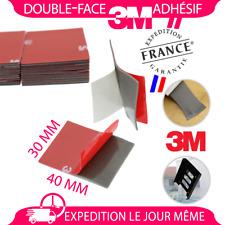 Double-Face adhésif 3M ULTRA-PUISSANT - Rectangulaire 30*40 mm²
