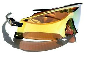 NEW Oakley KATO 24K Olympic Edition Polished Black Prizm Gold Sunglasses 9455-02