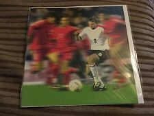 England football card / notelet