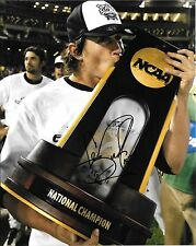 Carson Fulmer Hand Signed Vanderbilt Commodores 8X10 Photo W/Coa 2014 Cws Champs
