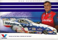 2006 Bob Newberry Valvoline Chevy Monte Carlo TAFC NHRA postcard