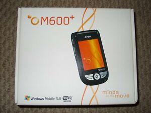 ETEN M600+ Windows Mobile 5.0.  Retro PDA / Smartphone NOS boxed