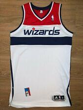 Adidas Rev30 Size M Authentic Washington Wizards Blank NBA Basketball Jersey Men