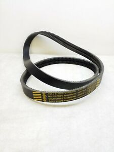 D/&D PowerDrive A76 NAPA Automotive Replacement Belt Rubber 1 Number of Band