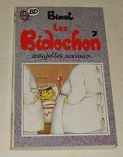 Les BIDOCHON 7 Assujettis sociaux par BINET - J'AI LU BD 1991