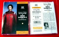 Pearson Phillips Life & Times Of Queen Elizabeth II 3-Tape Audio Nanette Newman