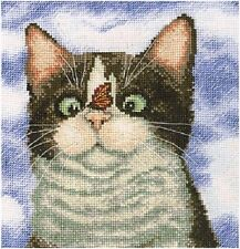 "Counted Cross Stitch Kit RTO - ""Am i a flower?"""