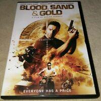 BLOOD, SAND & GOLD, DVD