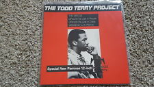 The Todd Terry Project - The circus/ Weekend 12'' Disco Vinyl GERMANY