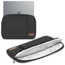 Schutzhülle für Microsoft Surface Book 2 Hülle Tasche Schwarz Cover 15 Zoll Case