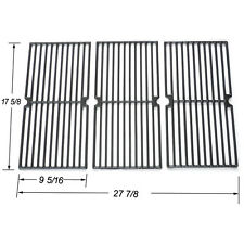 Universal Gas Barbecue Grill Replacement Porcelain cast iron Cooking Grid SGX233