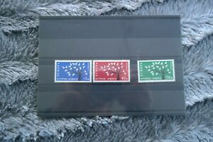 TIMBRES EUROPA 1962 CHYPRE NEUF AVEC CHARNIERES COTE ++