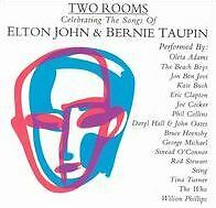 VARIOUS ARTISTS : TWO ROOMS: SONGS OF ELTON JOHN / VARIOUS (CD) Sealed
