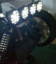 1/10 1/8 RC Voiture Buggy Camion DEL Lumières Set Blanc Lumineux 5 Modes