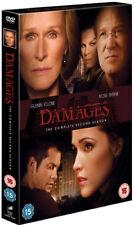 Damages: Season 2 DVD (2009) Glenn Close ***NEW***