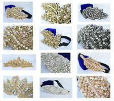Handmade Lace Fascinators for Women