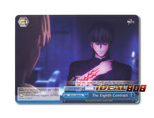 Weiss Schwarz Fate/Zero x 4 The Eighth Contract [FZ/S17-E099 CR] English