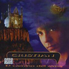Cristian Castro el Camino del Alma CD New Nuevo Sealed